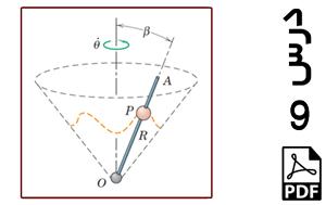 محاسبه اندازه شتاب یک نوسانگر دورانی-PDF