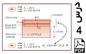 محاسبه دمای تراشه سیلیکونی-PDF