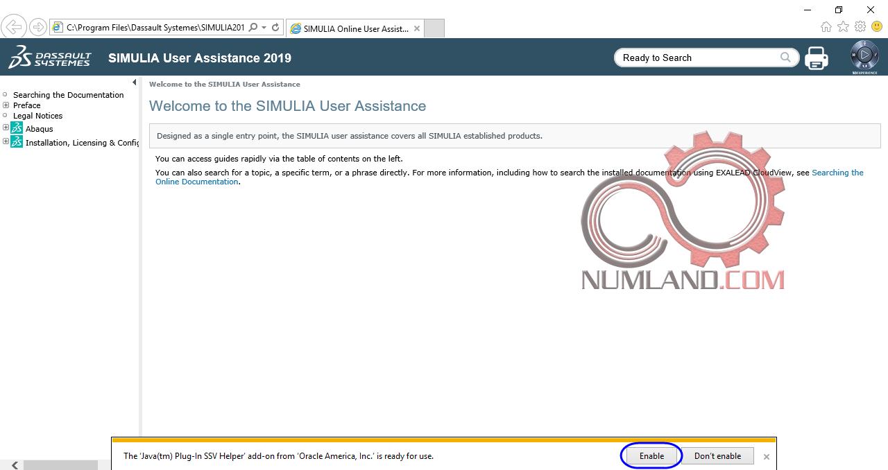 فعال سازی Java در Internet Explorer